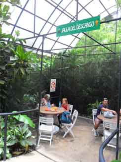 Zoo Ave – Erholungsbereich