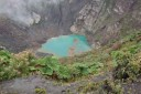 Vulkan Irazú - Kratersee