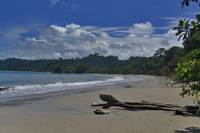 Nationalpark Manuel Antonio Costa Rica – Strand