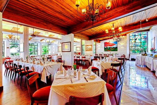 Bougainvillae – Restaurant