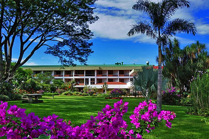 Bougainvillea – Garden View-Zimmer, Gebäude