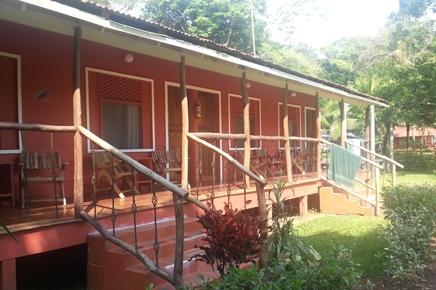 Caribbean Paradise – Standard-Zimmer im Bungalow