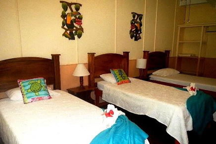 Caribbean Paradise – Standard-Zimmer mit Einzelbetten