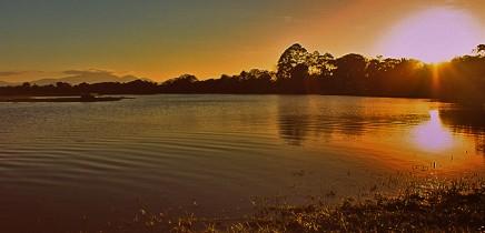 Natural-Lodge-Caño-Negro-Abendstimmung-Fluss