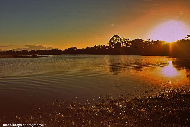 Natural Lodge Caño Negro – Abendstimmung am Fluss