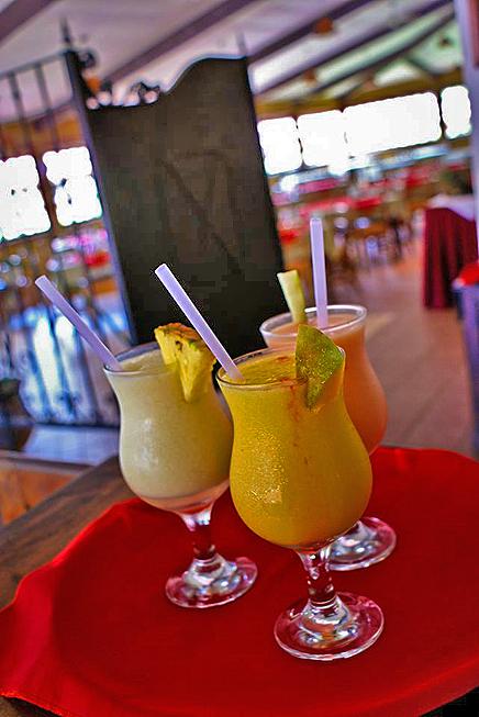 Natural Lodge Caño Negro – Congo Bar, Cocktails