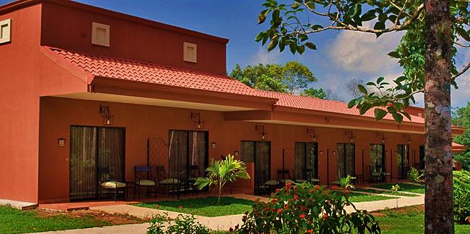 Natural Lodge Caño Negro – Deluxe-Zimmer, Gebäude
