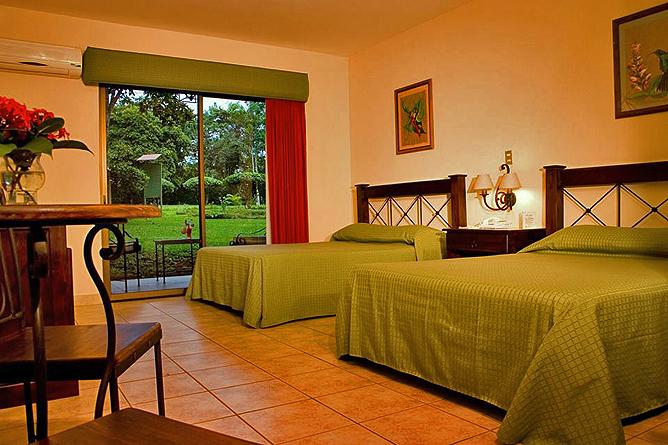Natural Lodge Caño Negro – Deluxe-Zimmer