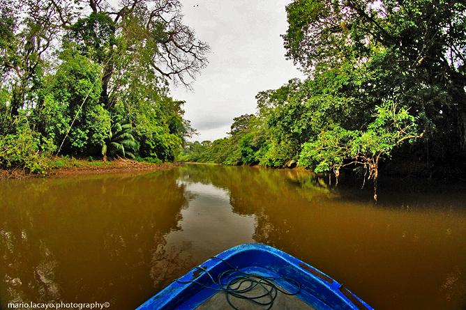 Natural Lodge Caño Negro – Flussfahrt