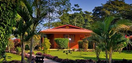 Natural-Lodge-Caño-Negro-Garten