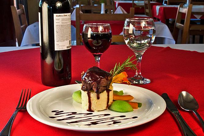 "Natural Lodge Caño Negro – Restaurant ""Jabiru"""