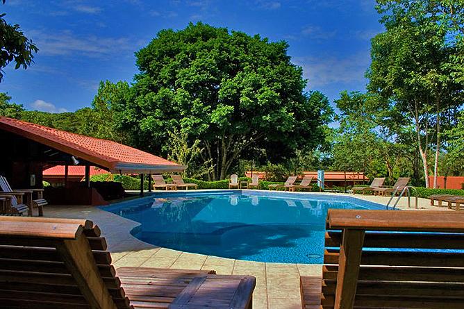 Natural Lodge Caño Negro – Swimmingpool