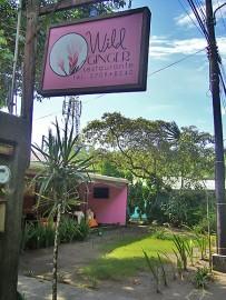Wild Ginger Restaurant außen