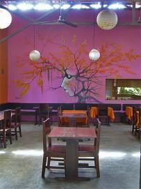 Wild Ginger Restaurant innen