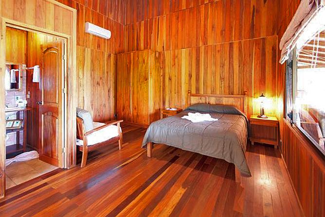 Finca Luna Nueva – Casa Sombra-Zimmer: QueenBett