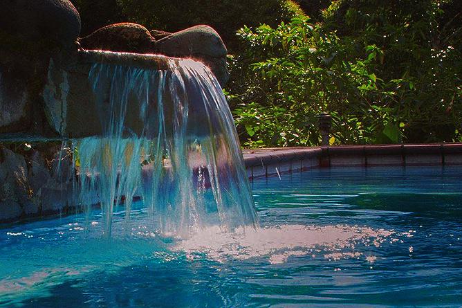 Finca Luna Nueva – Swimmingpool