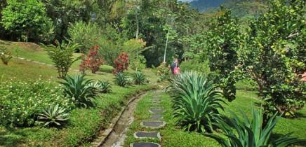 La-Cacatúa-Lodge-Garten-Spazierweg
