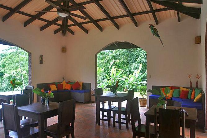 La Cacatúa Lodge – Restaurant