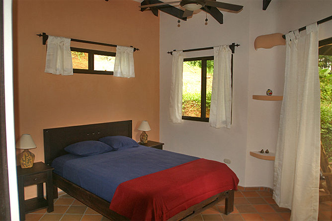 La Cacatúa Lodge – Standard-Zimmer: Queen Bett