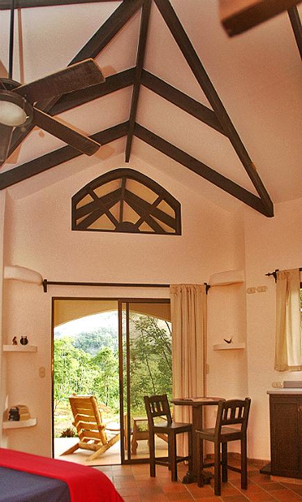 La Cacatúa Lodge – Studio: Sitzbereich