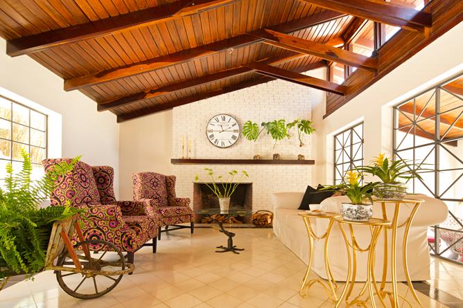 Villa San Ignacio – Aufenthaltsraum