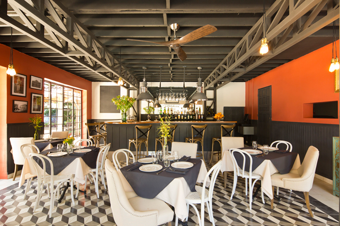 Villa San Ignacio – Bar