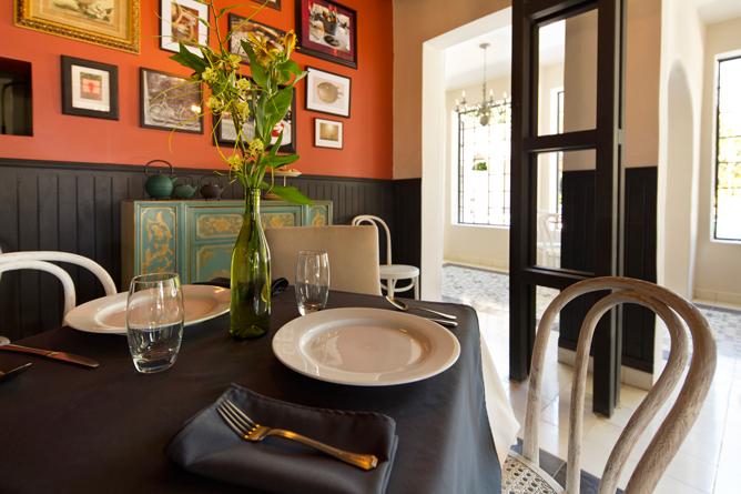 Villa San Ignacio – Restaurant