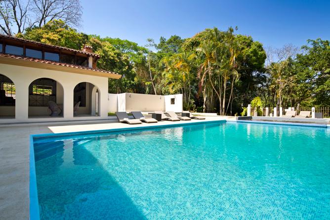 Villa San Ignacio – Swimmingpool