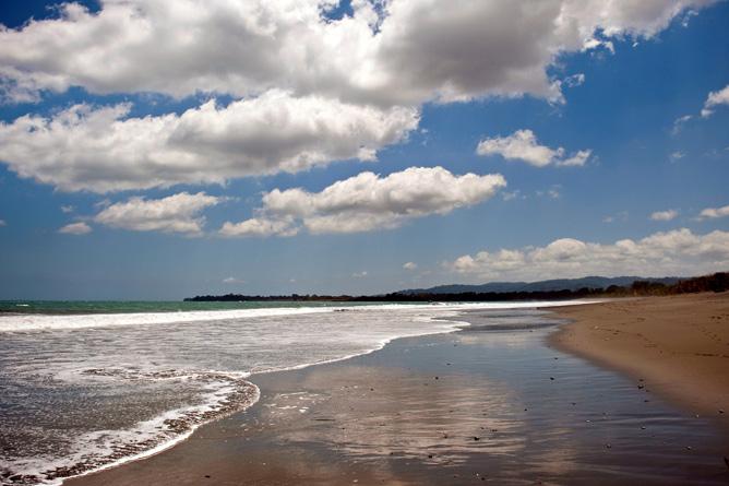 Agua Dulce Resort – Strand