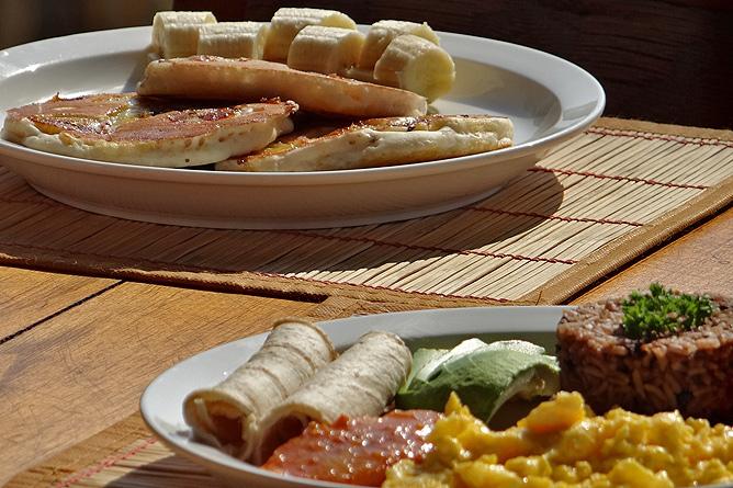 Agua Dulce Resort – Frühstück