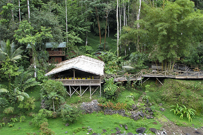 Rio Tropicales – Lodge am Fluss
