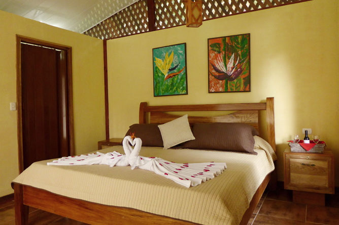 Rio Tropicales Lodge – Deluxezimmer
