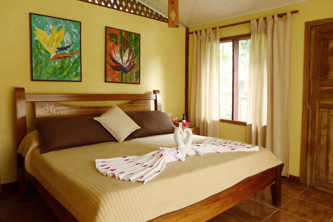 Rio Tropicales Lodge – Deluxezimmer, Kingbett