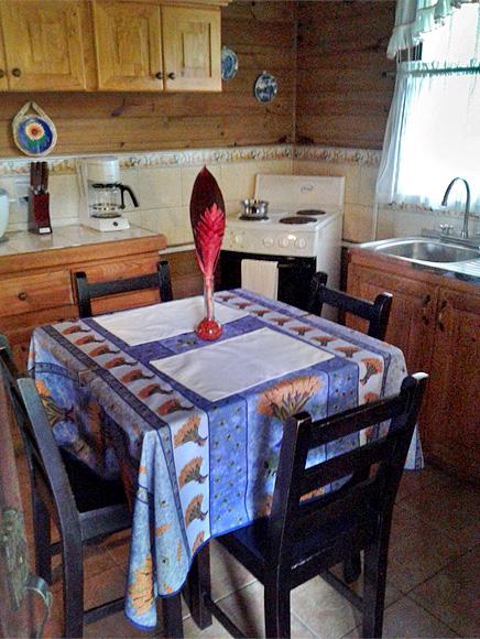 Casa Marcellino – Bungalow standard, Küche