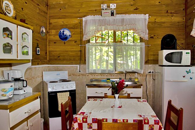 Casa Marcellino – Bungalow superior, Küche