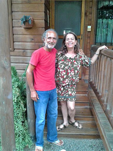Casa Marcellino – Marice und Luciano