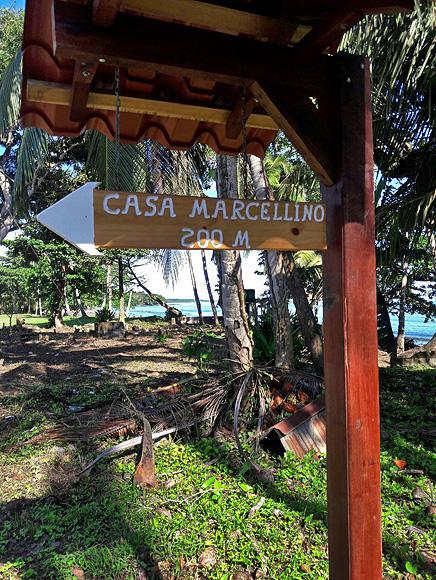 Casa Marcellino – Restaurant Playa Negra