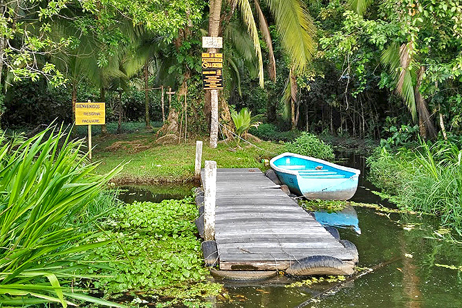 Lirio Lodge – Biologisches Reservat Pacuare