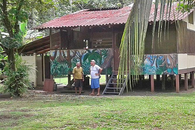Lirio Lodge Meeresschildkrötenschutzeinrichtung