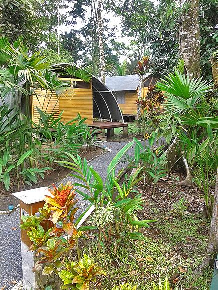 Lirio Lodge Bungalowanlage
