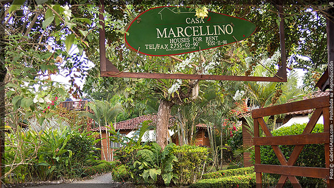 Casa Marcellino Cahuita