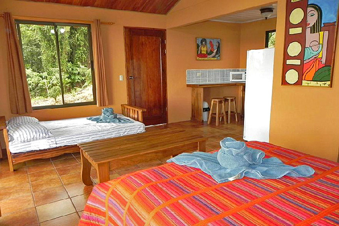 Nephente Bed and Breakfast – Cabaña