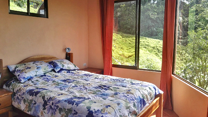 Nephente Bed and Breakfast – Villa, Doppelbett