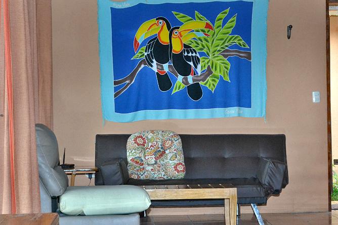 Nephente Bed and Breakfast – Villa, Sitzbereich