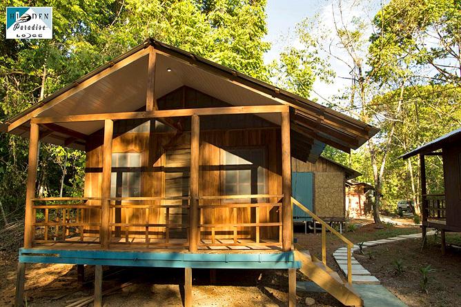 Hidden Paradise Lodge – Bungalows