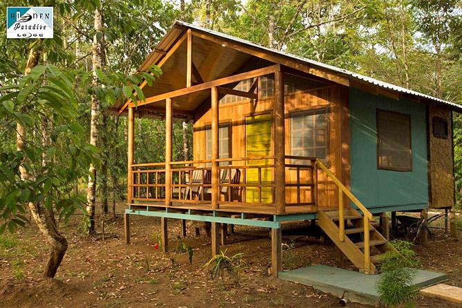 Hidden Paradise Lodge – Bungalow