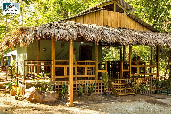 Hidden Paradise Lodge – Restaurant