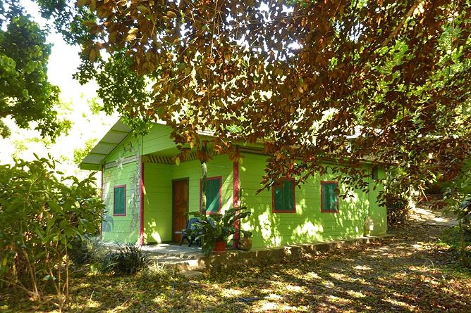 Star Mountain Lodge – Casita Außenansicht