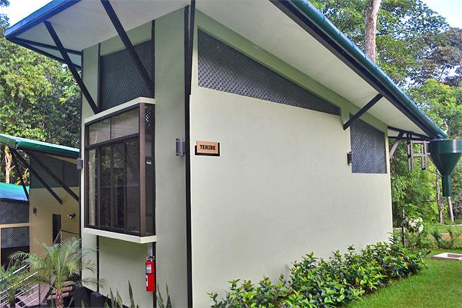 Yaba Chigui Lodge – Bungalow Teribe