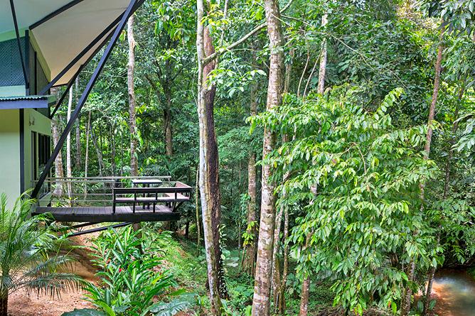 Yaba Chigui Lodge – Deck